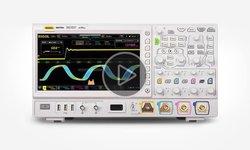 Відеоогляд цифрових осцилографів RIGOL серії MSO7000/DS7000