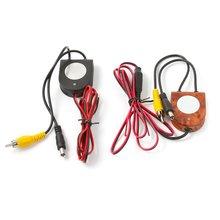 Передатчик и приемник для беспроводной автомобильной камеры - Краткое описание