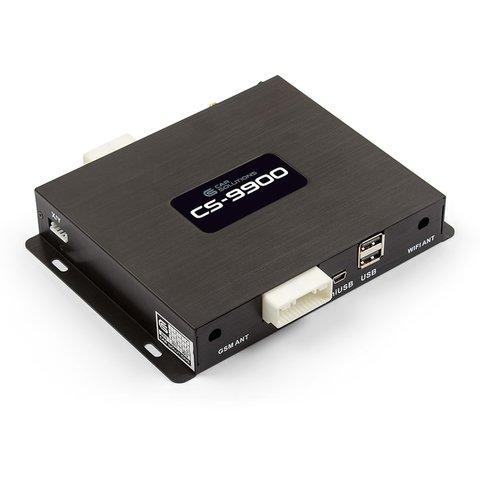 Навигационный блок CS9900 для мультимедийных систем