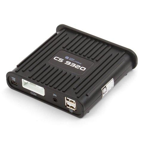 Навигационный блок CS9320 на WIN CE для мультимедийных центров (GPS и ГЛОНАСС)