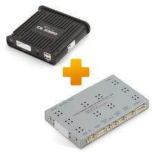 Навигационно мультимедийный комплект для Volvo c системой Sensus Connect на базе CS9320A - Короткий опис