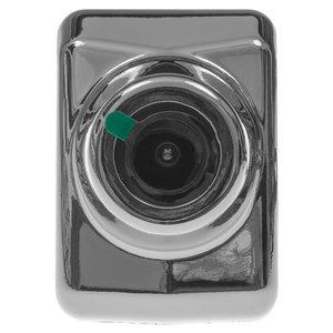 Камера переднего вида для Mercedes Benz C E классов 2015 2017 г.в. в хромированом корпусе
