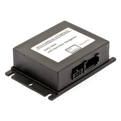 MOST Video Interface for Audi A4, A5, A6, Q5, Q7 3G MMI (BOS-MI024)