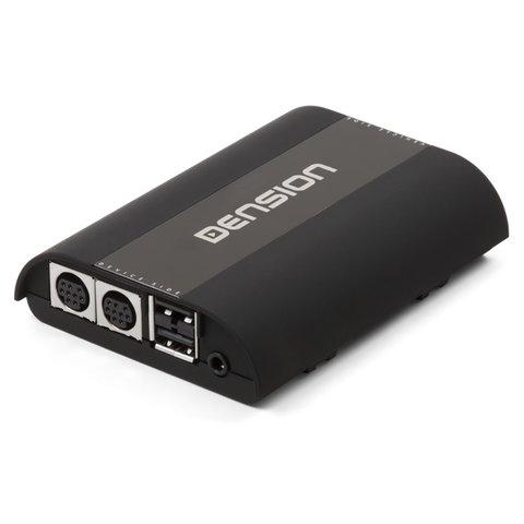 Car iPod USB Bluetooth Adapter Dension 500S BT MOST GW52MO2