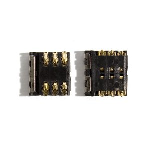 SIM Card Connector for Sony Ericsson T610, T630 Cell Phones