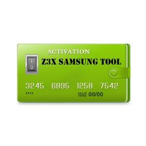 Z3X Samsung Tool Activation (sams_pro)