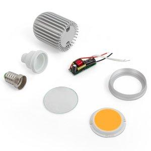 LED Light Bulb DIY Kit TN-A44 7 W (warm white, E14)