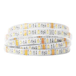 RGB+CW+WW LED Strip SMD5050 (300 LEDs, 12 V, 5 m, IP20)