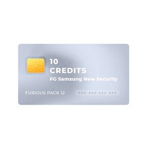 Furious PACK 12 Ten (10) FG Samsung New Security Unlock Credits