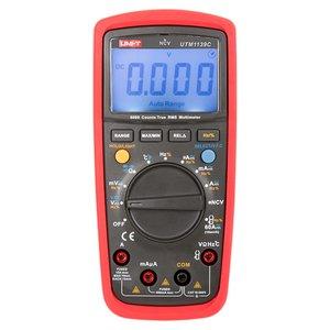 Multímetro digital UNI-T UT139C