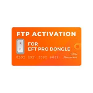 Activación FTP para EFT Dongle