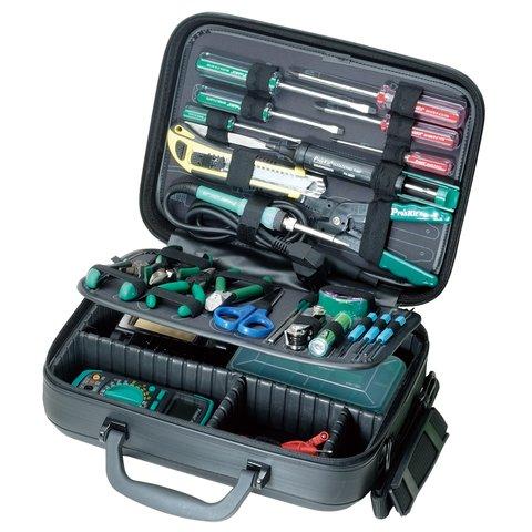 Набор инструментов Pro'sKit 1PK 710KB для электромонтажа