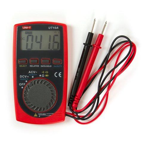 Кишеньковий цифровий мультиметр UNI T UTM 110A UT10A