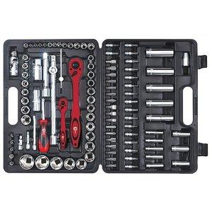 Набор инструментов INTERTOOL ET-6108 для автомобиля