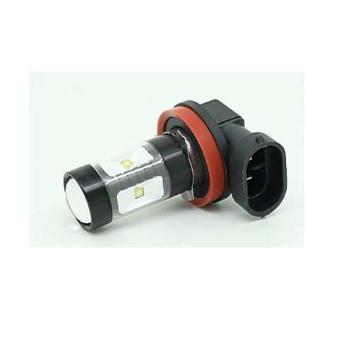 Протитуманна LED лампа UP 7G H11WB 30W біла, 12 24 В