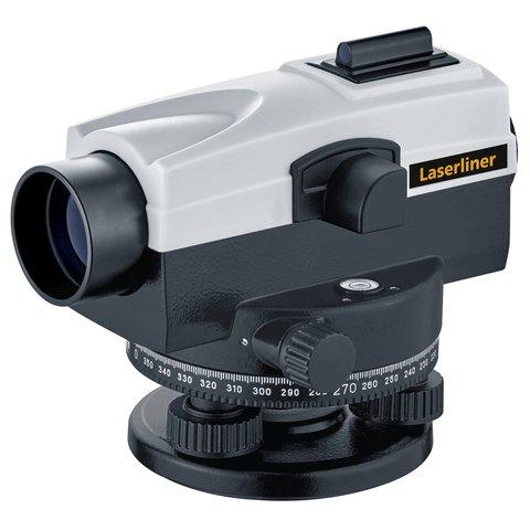 Автоматичний оптичний нівелір Laserliner AL 26 Plus