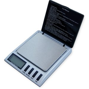 Balanza digital de bolsillo Hanke YF-K6 (100g/0.01g)